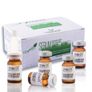 serum antiacne 12 viales
